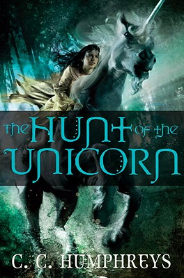 The Hunt of the Unicorn Cover