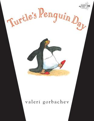 Turtle's Penguin Day Cover Image