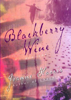 Cover for Blackberry Wine