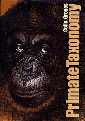 Primate Taxonomy Cover Image