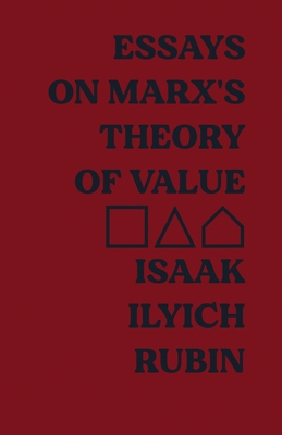 Essays on Marx's Theory of Value Cover Image