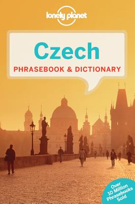 Lonely Planet Czech Phrasebook & Dictionary (Lonely Planet Phrasebook and Dictionary) Cover Image
