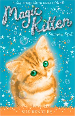 A Summer Spell (Magic Kitten #1) Cover Image