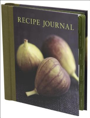 Fig Recipe Journal Cover