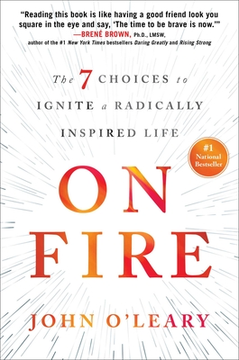Cover for On Fire