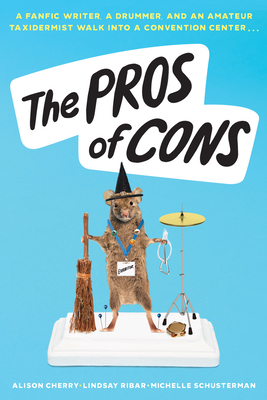 The Pros of Cons Cover Image