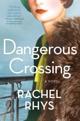 Cover for Dangerous Crossing