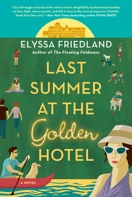 Last Summer at the Golden Hotel Cover Image