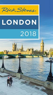Rick Steves London 2018 cover image