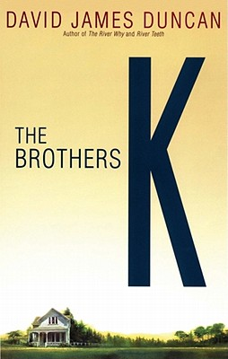 The Brothers K [With Earbuds] (Playaway Adult Fiction) Cover Image