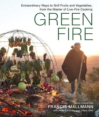 Cover for Green Fire