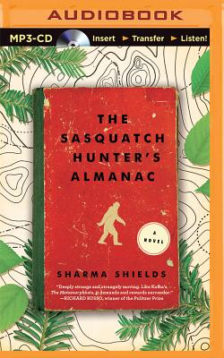The Sasquatch Hunter's Almanac Cover Image
