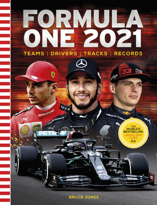 Formula One 2021: The World's Bestselling Grand Prix Handbook Cover Image
