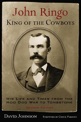 John Ringo, King of the Cowboys Cover