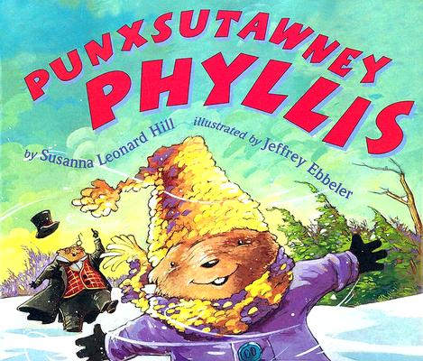Cover for Punxsutawney Phyllis