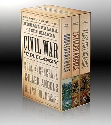The Civil War Trilogy Cover