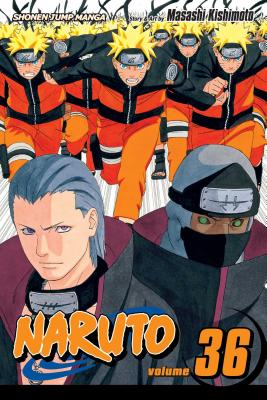 Naruto, Vol. 36 cover image