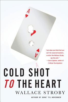 Cold Shot to the Heart (Crissa Stone Novels #1) Cover Image