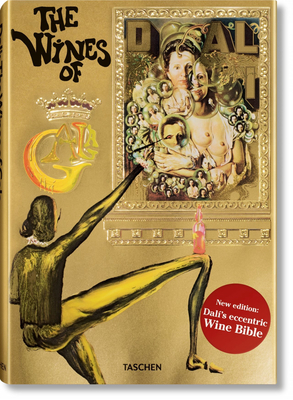 Dalí. the Wines of Gala Cover Image