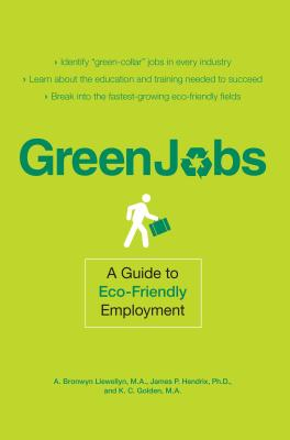 Cover for Green Jobs