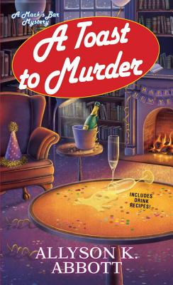 A Toast to Murder Cover Image