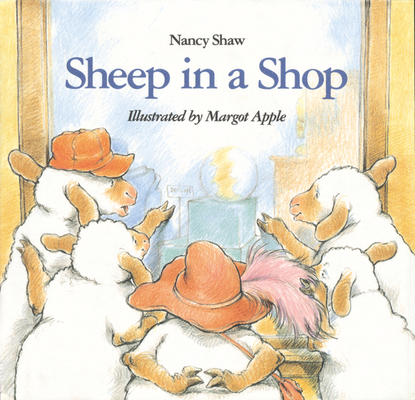 Sheep in a Shop (Sheep in a Jeep) Cover Image