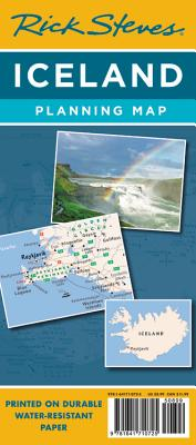 Rick Steves Iceland Planning Map Cover Image