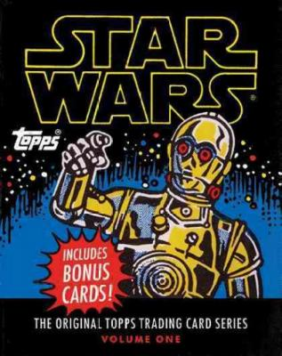 Star Wars: The Original Topps Trading Card Series, Volume One (Topps Star Wars) Cover Image