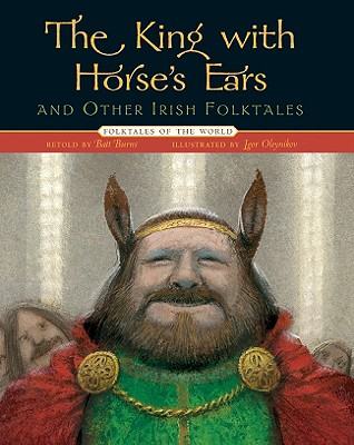 The King with Horse's Ears and Other Irish Folktales Cover Image