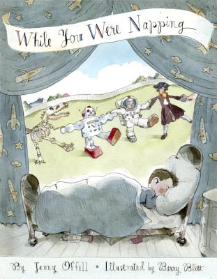 While You Were Napping Cover