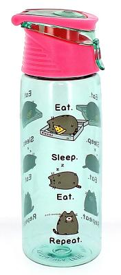 Pusheen(r) Water Bottle Cover Image