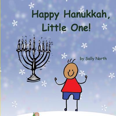 Happy Hanukkah, Little One! (boy version) Cover Image