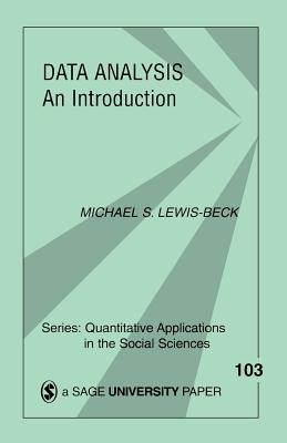 Data Analysis: An Introduction Cover Image