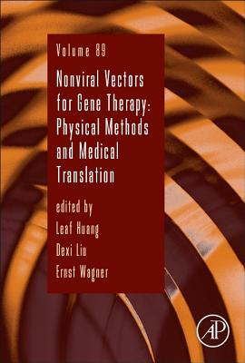 Nonviral Vectors for Gene Therapy, 89: Physical Methods and Medical Translation (Advances in Genetics #89) Cover Image