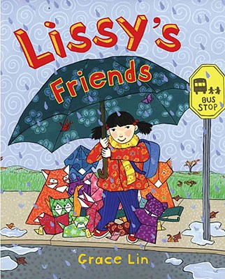 Lissy's Friends Cover