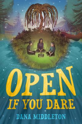 Cover for Open If You Dare