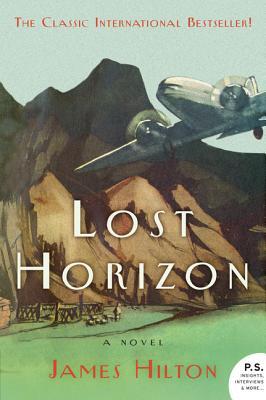 Lost Horizon: A Novel Cover Image