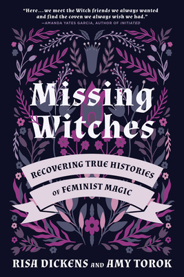 Cover for Missing Witches