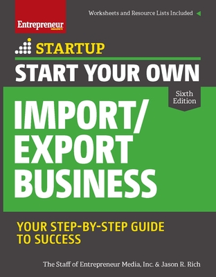 Start Your Own Import/Export Business (Startup) Cover Image