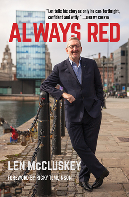 Cover for Always Red