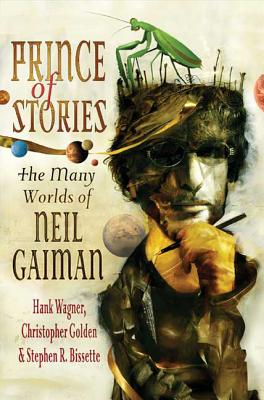 Cover for Prince of Stories