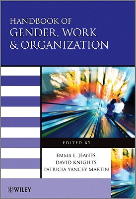 Handbook of Gender, Work & Organization Cover Image