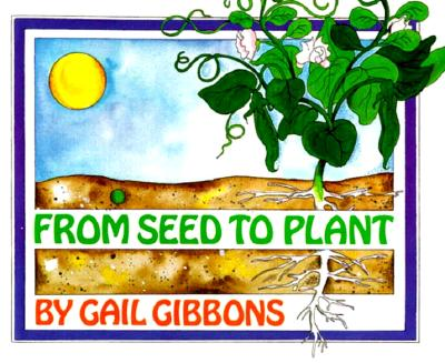 Cover for From Seed to Plant