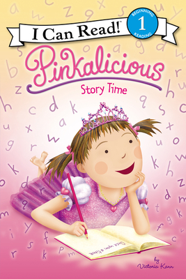 Pinkalicious: Story Time (I Can Read Level 1) Cover Image