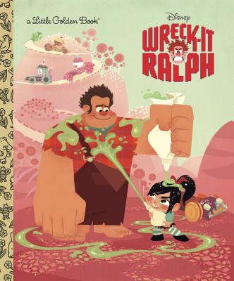 Wreck-It Ralph Cover Image