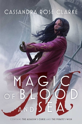 Cover for Magic of Blood and Sea