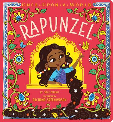 Rapunzel (Once Upon a World) Cover Image