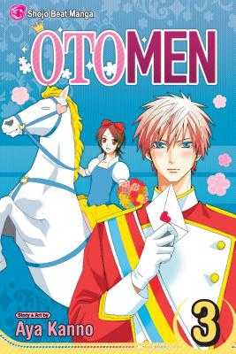 Otomen, Volume 3 Cover