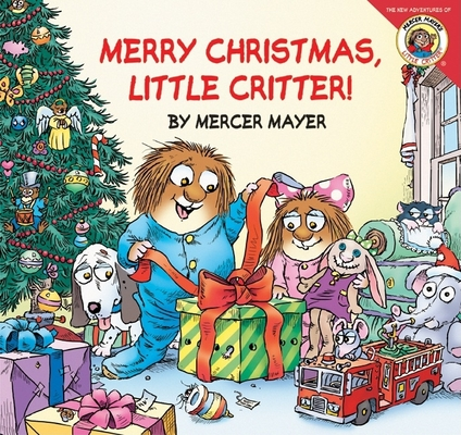 Little Critter: Merry Christmas, Little Critter! Cover Image