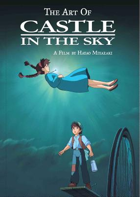 The Art of Castle in the Sky Cover Image